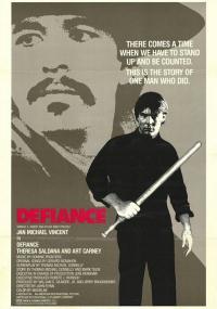 Wyzwanie (1980) plakat