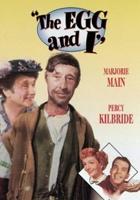 plakat - Jajko i ja (1947)