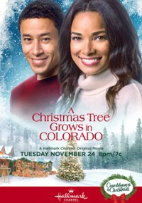 A Christmas Tree Grows in Colorado (2020) plakat