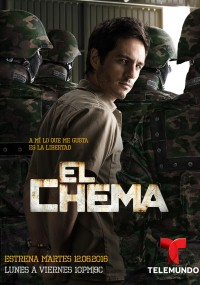 El Chema (2016) plakat
