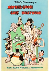 Mother Goose Goes Hollywood (1938) plakat