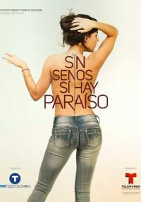 Sin Senos Sí Hay Paraíso (2016) plakat