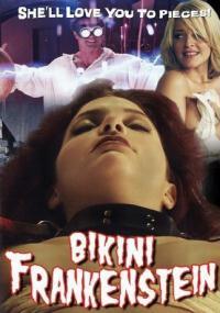 Bikini Frankenstein (2010) plakat