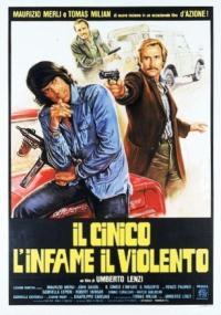 Il cinico, l'infame, il violento (1977) plakat
