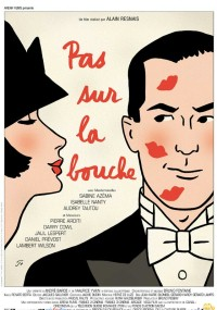 Tylko nie w usta (2003) plakat