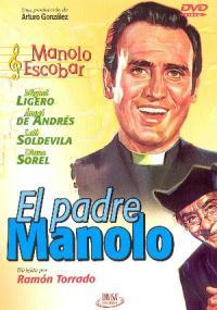 El Padre Manolo (1966) plakat