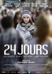 24 jours, la vérité sur l'affaire Ilan Halimi (2014) plakat