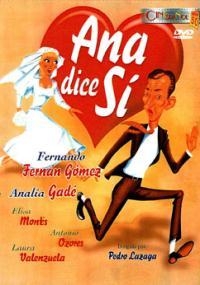 Ana dice sí (1958) plakat
