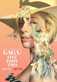 Gaga: Five Foot Two (2017) plakat