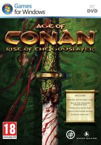 Age of Conan: Narodziny Zabójcy Bogów (2010) plakat