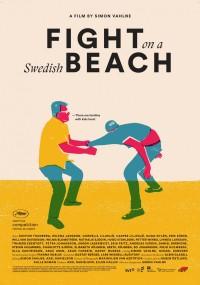 Bójka na szwedzkiej plaży