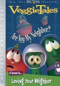 VeggieTales: Are You My Neighbor? (1995) plakat