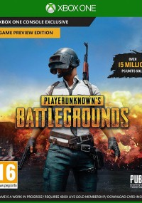 PlayerUnknown's Battlegrounds (2017) plakat
