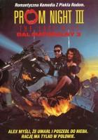 plakat - Bal maturalny III: Ostatni pocałunek (1990)
