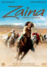 Zaïna, cavalière de l'Atlas