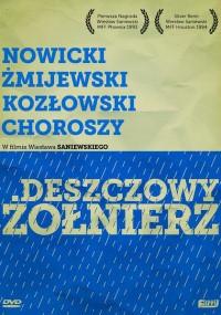 Deszczowy żołnierz (1996) plakat