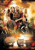 plakat - A Viking Saga (2008)