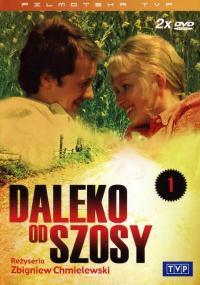 Daleko od szosy (1976) plakat