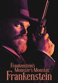 Potwór potwora Frankensteina, Frankenstein (2019) plakat