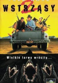 Wstrząsy 2: Wielkie larwy wróciły (1996) plakat