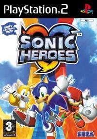 Sonic Heroes (2003) plakat