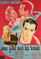 Une fille sur la route (1952) plakat