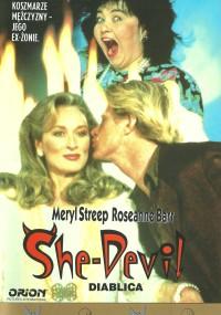 Diablica (1989) plakat