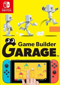 Game Builder Garage (2021) plakat