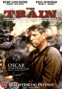 Pociąg (1964) plakat