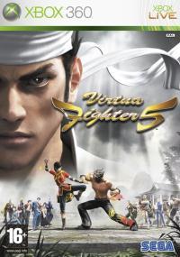 Virtua Fighter 5 (2006) plakat