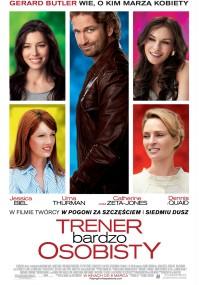 Trener bardzo osobisty (2012) plakat