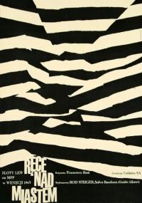 Ręce nad miastem (1963) plakat