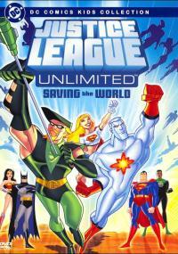 Liga Sprawiedliwych (2001) plakat