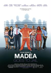 Madea Goes to Jail (2009) plakat