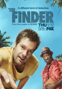 The Finder (2012) plakat