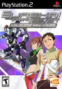 Eureka Seven: New Vision (2006) plakat