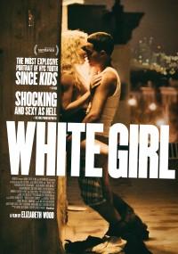 Biała dziewczyna (2016) plakat