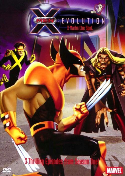 X-Men: Ewolucja