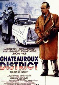 Châteauroux district (1987) plakat