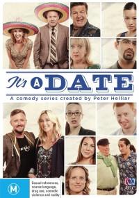 It's a Date (2013) plakat