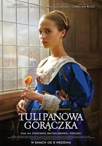 Tulipanowa gorączka (2017) plakat
