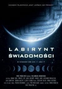 Labirynt świadomości (2017) plakat