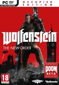 Wolfenstein: The New Order (2014) plakat