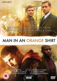 Mężczyzna w pomarańczowej koszuli (2017) plakat