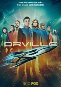 Orville (2017) plakat