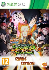 Naruto Shippuden: Ultimate Ninja Storm Revolution (2014) plakat