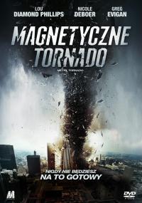 Magnetyczne tornado (2011) plakat