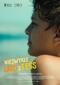 Niezwykłe lato z Tess (2019) plakat