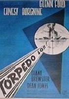 plakat - Torpeda poszła! (1958)