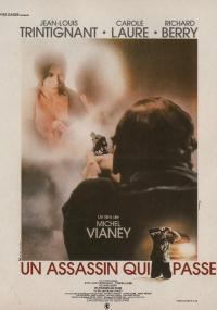 Idzie morderca (1981) plakat